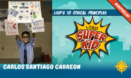 LISD Super Kid: Jan. 30, 2020