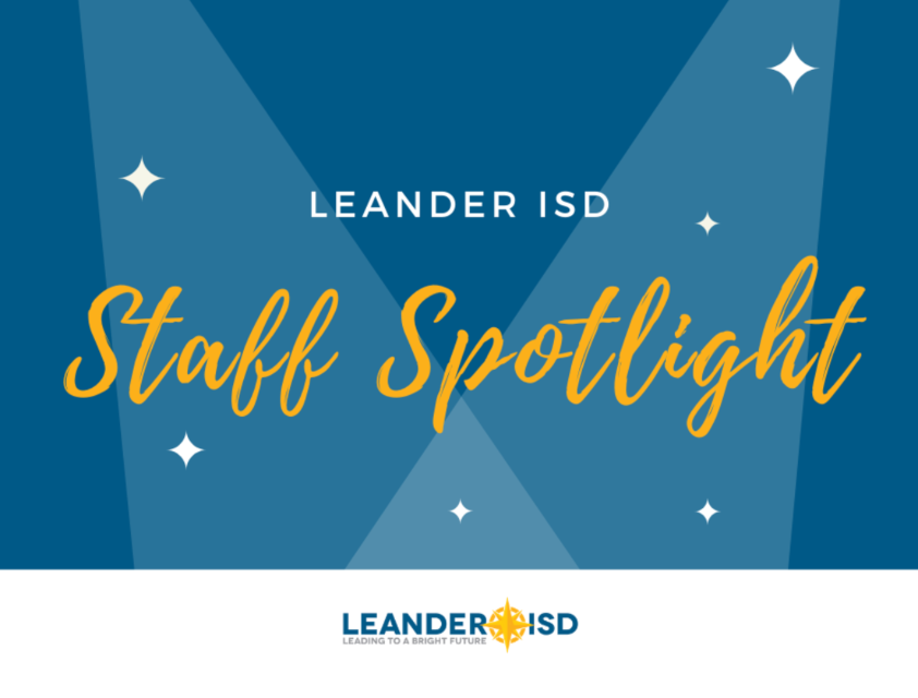 Staff Spotlight of the Week: May 20, 2020