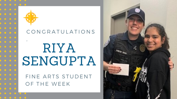 Fine Arts Student of the Week: April 17, 2020