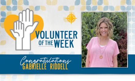 Volunteer of the Week: May 13, 2020