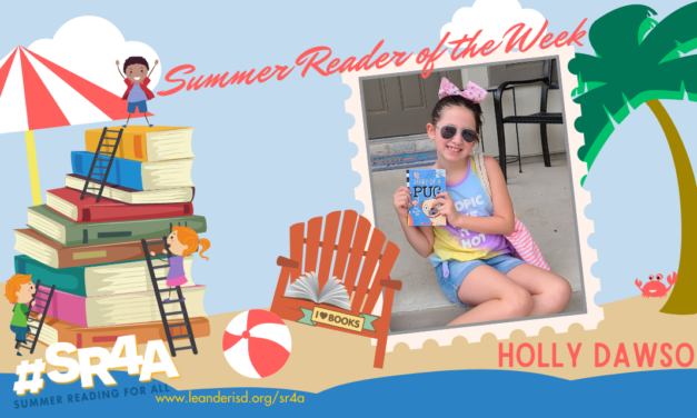 Summer Reader of the Week: July 22