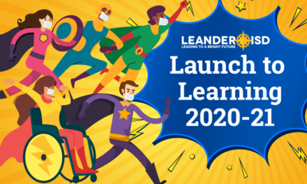 Launch to Learning 2020—2021: Update #15