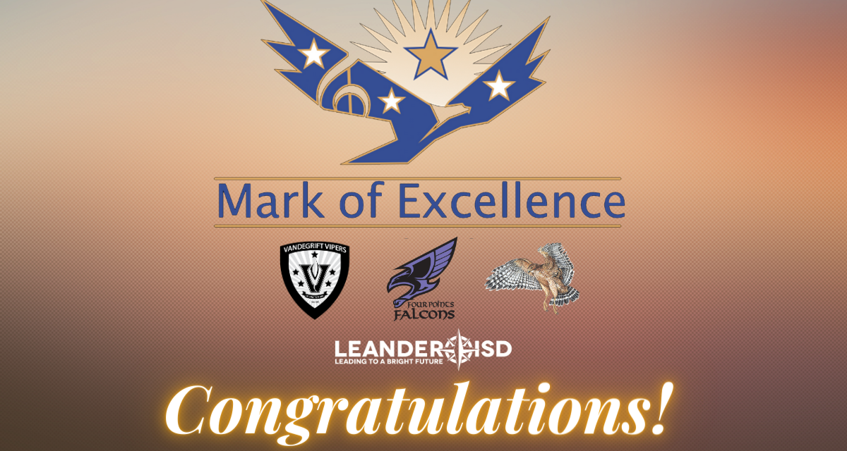 Leander ISD bands recognized nationally