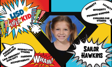 LISD Super Kid: Oct. 15, 2020
