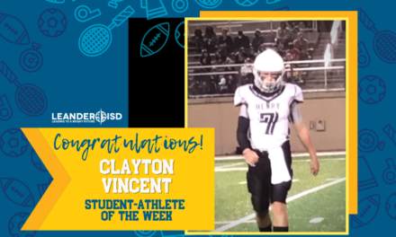 Student-Athlete of the Week: Dec. 14, 2020