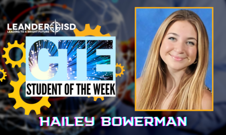 CTE Student of the Week: March 9, 2021