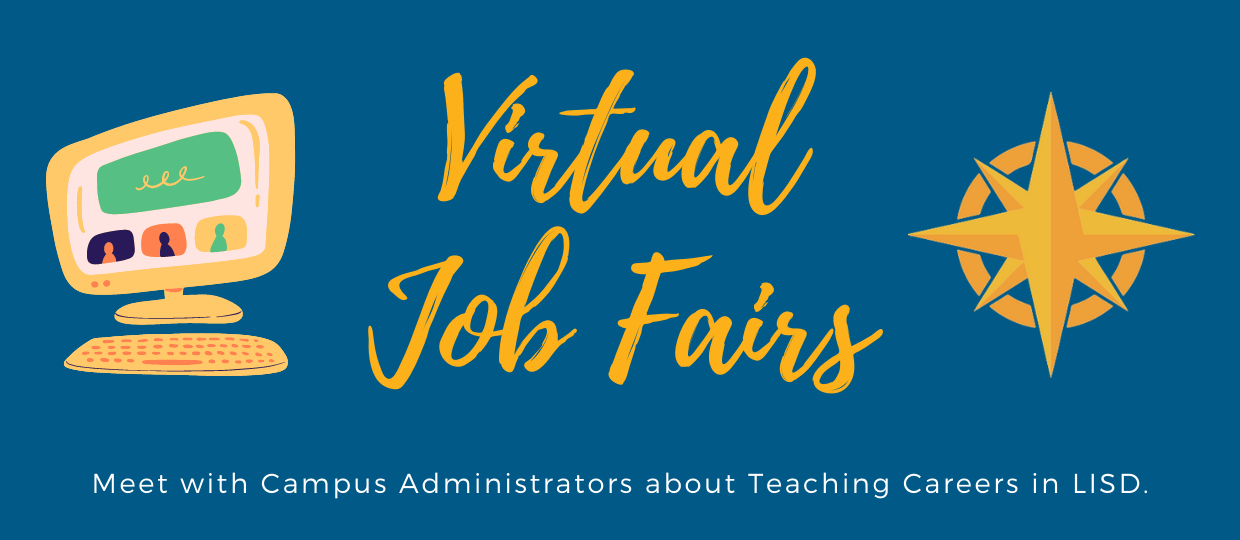 Virtual Job Fairs Scheduled for Elementary and Secondary Teaching Positions